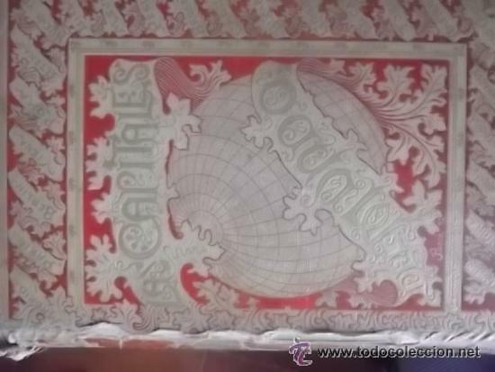 LIBRO LAS CAPITALES DEL MUNDO VIAJES GRABADOS 1893 PIERRE LOTI (Libros Antiguos, Raros y Curiosos - Geografía y Viajes)