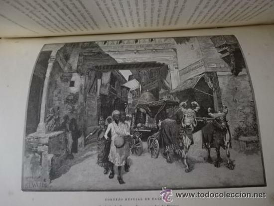 Libros antiguos: LIBRO LAS CAPITALES DEL MUNDO VIAJES GRABADOS 1893 Pierre Loti - Foto 2 - 32348564