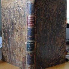 Libros antiguos: 1874.- AVILA. DESCRIPCION FISICA, GEOLOGICA Y MINERA DE LA PROVINCIA. . Lote 32780040
