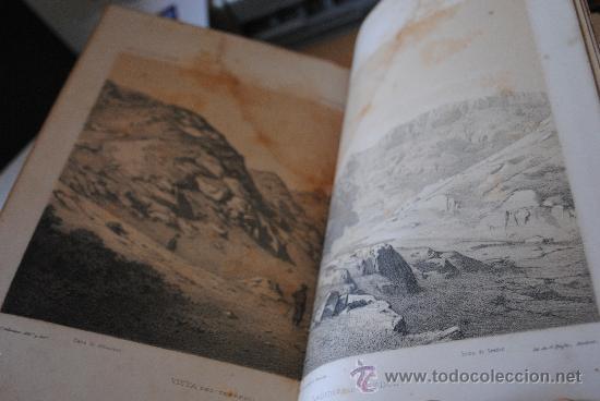 Libros antiguos: 1874.- AVILA. DESCRIPCION FISICA, GEOLOGICA Y MINERA DE LA PROVINCIA. - Foto 3 - 32780040