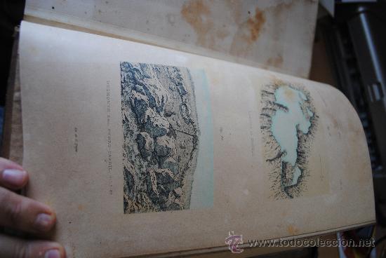 Libros antiguos: 1874.- AVILA. DESCRIPCION FISICA, GEOLOGICA Y MINERA DE LA PROVINCIA. - Foto 6 - 32780040