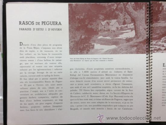Libros antiguos: MANRESA 1935. CON FOTOGRAFÍAS, PUBLICIDAD, ... 56 PÁG. (VER FOTOS ADICIONALES) - Foto 10 - 33549576
