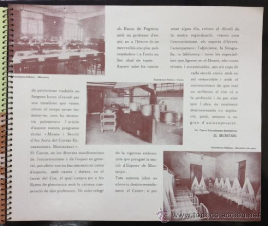 Libros antiguos: MANRESA 1935. CON FOTOGRAFÍAS, PUBLICIDAD, ... 56 PÁG. (VER FOTOS ADICIONALES) - Foto 4 - 33549576