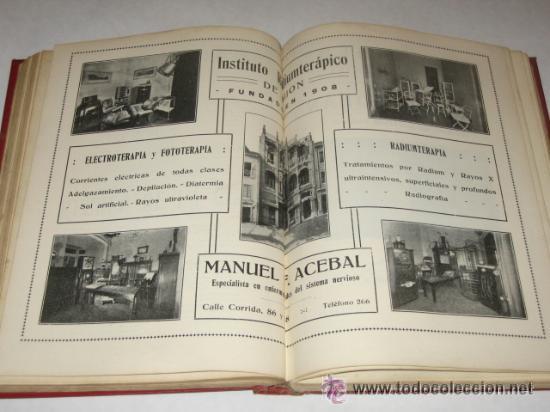 Libros antiguos: Asturias, Guía monumental, histórica, artística, industrial, comercial y de profesiones. 1923 Asturi - Foto 9 - 34291438