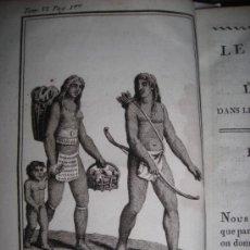 Libros antiguos: LE VOYAGEUR DE LA JEUNESSE, TOMO VI ,PIERRE BLANCHARD, 1804. CONTIENE 9 GRABADOS. Lote 34409809