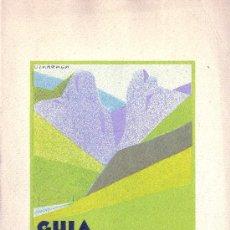 Libros antiguos: NAVARRA. GUÍA TURISTICA. PAMPLONA, 1929. Lote 34731728