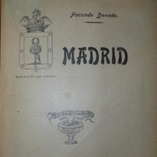 Libros antiguos: MADRID (1907). Lote 35386520