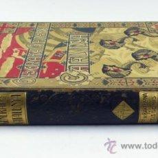 Libros antiguos: GEOGRAFIA GENERAL DE CATALUNYA, PROVINCIA DE BARCELONA, CARRERAS CANDI.. Lote 36329315