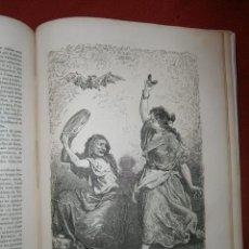 Libros antiguos: 1862: DORE - VOYAGE EN ESPAGNE. Lote 36873065