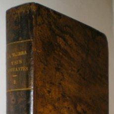 Libros antiguos: VV.AA.: LA TIERRA Y SUS HABITANTES. VIAJE PINTORESCO A LAS CINCO PARTES DEL MUNDO -TOMO 2 - 1879.. Lote 37151212