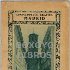 Libros antiguos: JUAN CHABÁS. ENCICLOPEDIA GRÁFICA. MADRID. 1929. Lote 38038755