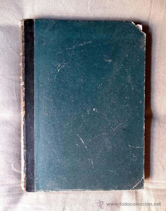 Libros antiguos: la tierra y el hombre, dos tomos, Federico de Hellwald, Barcelona 1 8886. - Foto 4 - 38582038