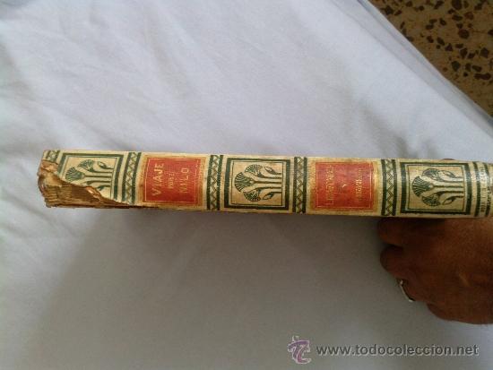 Libros antiguos: Viaje por el nilo.1890 E.gonzebach y r.mainella 331 paginas montaner y simon editores - Foto 3 - 38694479