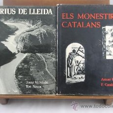 Libros antiguos: 3818- COLECCION DE 10 TITULOS EDIT. DESTINO. COL. IMATGE DE CATALUNYA. VER DESCRIPCION. . Lote 39198591