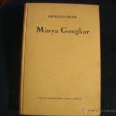 Libros antiguos: (631) MINYA GONGKAR. Lote 39458456