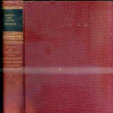 Libros antiguos: KULTUR DER NATURVÖLKER (POTSDAM, C. 1930) LAS CULTURAS DE LOS PUEBLOS NATURALES. Lote 41453600
