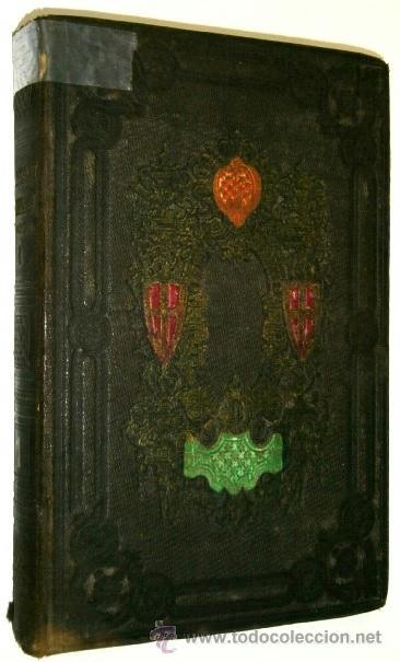 LA GEOGRAFÍA UNIVERSAL TOMO 1 POR D. M. DE R. DE IMPRENTA DE NARCISO RAMÍREZ EN BARCELONA 1857 (Libros Antiguos, Raros y Curiosos - Geografía y Viajes)