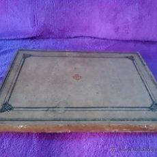 Libros antiguos: ALBUM PINTORESCH MONUMENTAL DE CATALUNYA (PRIMERA OBRA DE EXCURSIONISME AL MON DE CATALUNYA) 1878. Lote 42266937