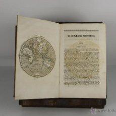 Libros antiguos: D-291. LA GEOGRAFIA PINTORESCA. VV.AA. EDIT. J. BASTINOS. 1890. Lote 42386772