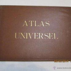 Libros antiguos: ATLAS UNIVERSEL. - VUILLEMIN - 1853. Lote 42683812