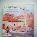 Libros antiguos: 1930-LIBRO VIAJES FOTOS.VALENCIA.VALLADOLID.BURGOS.GALICIA.ZARAGOZA.AVILA. 16 ACUARELAS. Lote 42759541
