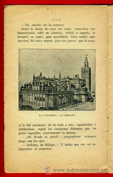 Libros antiguos: FOLLETO SEVILLA , GEOGRAFIA POPULAR DE ESPAÑA 8 , CON ILUSTRACIONES, 1916 ,ORIGINAL ,BO - Foto 3 - 43584300