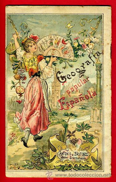 Libros antiguos: FOLLETO SEVILLA , GEOGRAFIA POPULAR DE ESPAÑA 8 , CON ILUSTRACIONES, 1916 ,ORIGINAL ,BO - Foto 6 - 43584300