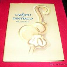 Libros antiguos: PRECIOSO LIBRO EL CAMINO DE SANTIAGO. Lote 43873872