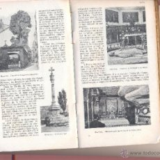 Libros antiguos: GUIA AÑO 1906 ? GARRAF CELLER GUELL GAUDI VICTOR BALAGUER LAS MINAS DE FIGOLS MANRESA BADALONA CANET. Lote 44287225