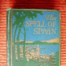 Libri antichi: 1914-VIAJE POR ESPAÑA. CON 52 FOTOS Y GRABADOS A PÁGINA COMPLETA.ORIGINAL. Lote 44565260