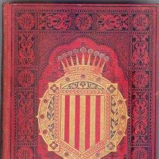 Libros antiguos: ESPAÑA SUS MONUMENTOS Y ARTES - SU NATURALEZA E HISTORIA 1884-1891 COMPLETA 27 VOLS.. Lote 45370010