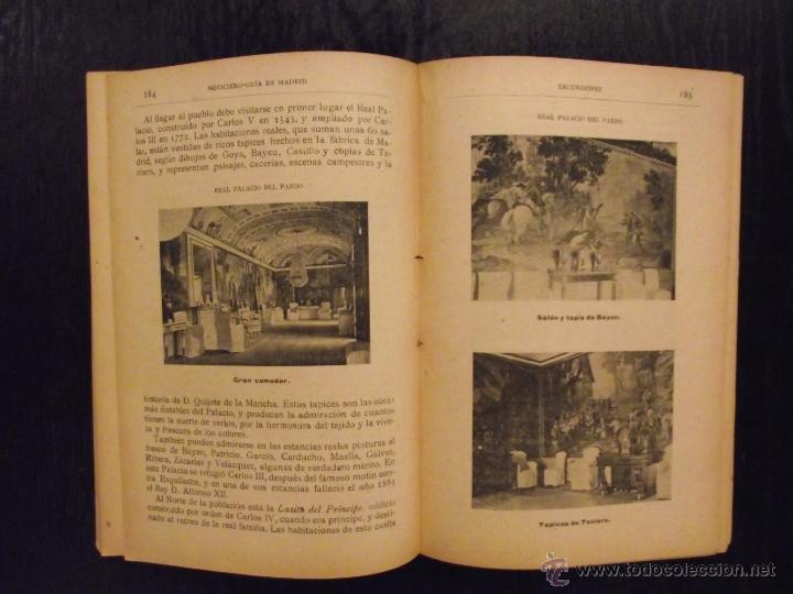 Libros antiguos: NOTICIERO GUIA MADRID 1907, VICENTE CASTRO LES - Foto 2 - 45651419