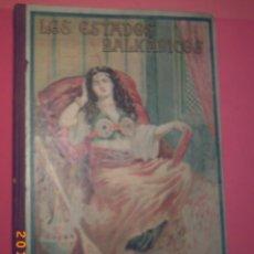 Libros antiguos: LOS ESTADOS BALKANICOS - EUROPA MODERNA - EDITOR ANTONIO J. BASTINOS-. Lote 45789854