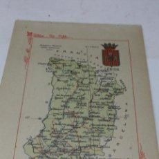 Libros antiguos: PORTFOLIO FOTOGRAFICO DE ESPAÑA. LERIDA. 3 HOJAS DE TEXTO, 1 MAPA Y 16 FOTOGRAFÍAS. AÑOS 30. FALTO. Lote 46593717