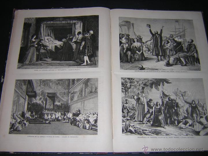 Libros antiguos: 1867 - JOSE CASTRO Y SERRANO - ESPAÑA EN PARÍS, REVISTA DE LA EXPOSICIÓN UNIVERSAL DE 1867 - Foto 7 - 46641680