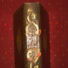 Libros antiguos: CALENDARIO MANUAL Y GUÍA DE FORASTEROS DE MADRID. 1852. Lote 46773490