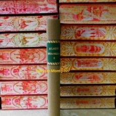 Libros antiguos: ALBUM MERAVELLA . LLIBRE DE PRODIGIS D'ART I NATURA . VOLUM I.. Lote 46880618