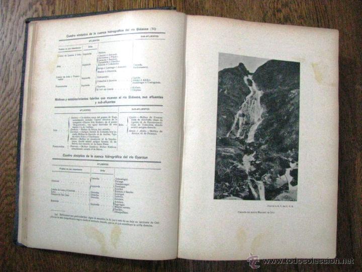 Libros antiguos: ANTIGUA GEOGRAFIA GRAL PAIS VASCO NAVARRO GUIPUZCOA SERAPIO MUGICA ALBERTO MARTIN BARCELONA C 1900 - Foto 16 - 47058113