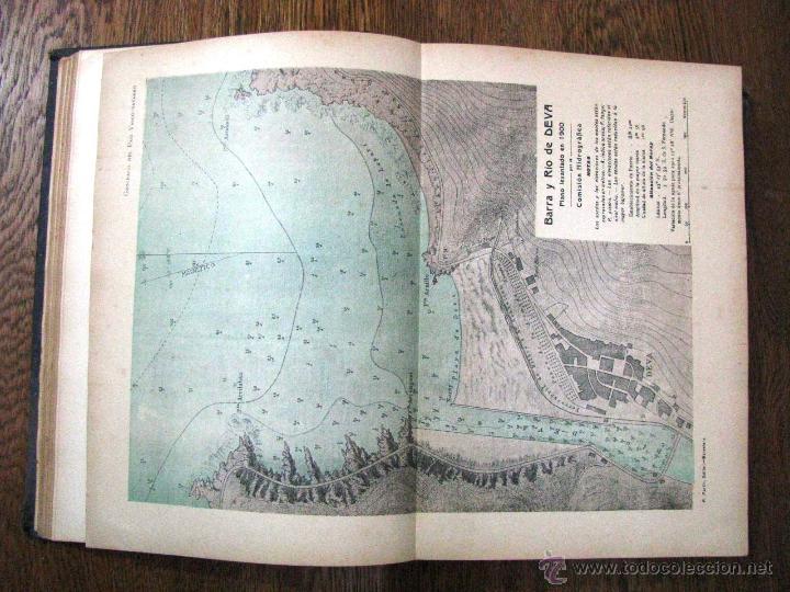 Libros antiguos: ANTIGUA GEOGRAFIA GRAL PAIS VASCO NAVARRO GUIPUZCOA SERAPIO MUGICA ALBERTO MARTIN BARCELONA C 1900 - Foto 21 - 47058113