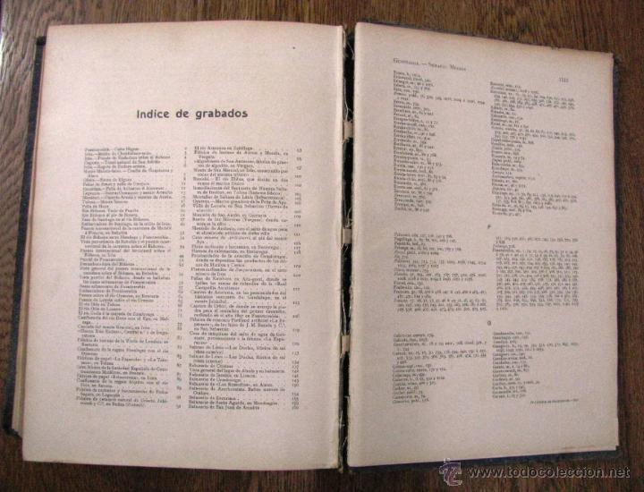 Libros antiguos: ANTIGUA GEOGRAFIA GRAL PAIS VASCO NAVARRO GUIPUZCOA SERAPIO MUGICA ALBERTO MARTIN BARCELONA C 1900 - Foto 35 - 47058113