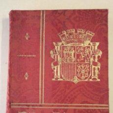 Libros antiguos: ÁLBUM NACIONAL DE LA ACTUALIDAD ESPAÑOLA – REPÚBLICA ESPAÑOLA – AÑO 1934. Lote 47891977