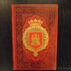 Libros antiguos: CASTILLA LA NUEVA I, MADRID, JOSE MARIA QUADRADO Y VICENTE DE LA FUENTE. Lote 47985468