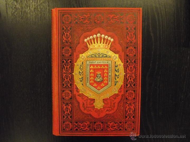 BURGOS, RODRIGO AMADOR DE LOS RIOS, 1888 (Libros Antiguos, Raros y Curiosos - Geografía y Viajes)