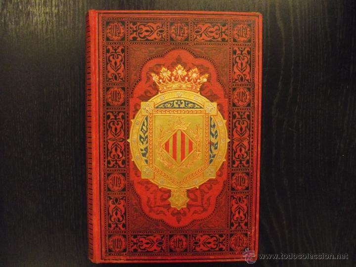 VALENCIA, TEODORO LLORENTE, 1887 (Libros Antiguos, Raros y Curiosos - Geografía y Viajes)