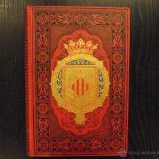 Libros antiguos: VALENCIA, TEODORO LLORENTE, 1887. Lote 48203175