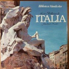 Libros antiguos: LAS BELLEZAS DE ITALIA, JONATHAN KEATES 1983. Lote 48411798