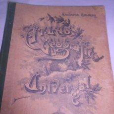 Libros antiguos: ATLAS GEOGRAFIA UNIVERSAL, PEDRO SALINAS, 2ª EDIC. (1910), 43 LAMINAS CON MAPAS, CARTONE EDITORIAL. Lote 48452458