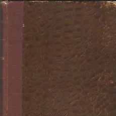 Libros antiguos: VIAJES POR EGIPTO, PALESTINA, SIRIA, TURQUÍA, HUNGRÍA, AUSTRIA....LAUREANO DEL BUSTO 1903. Lote 178998545