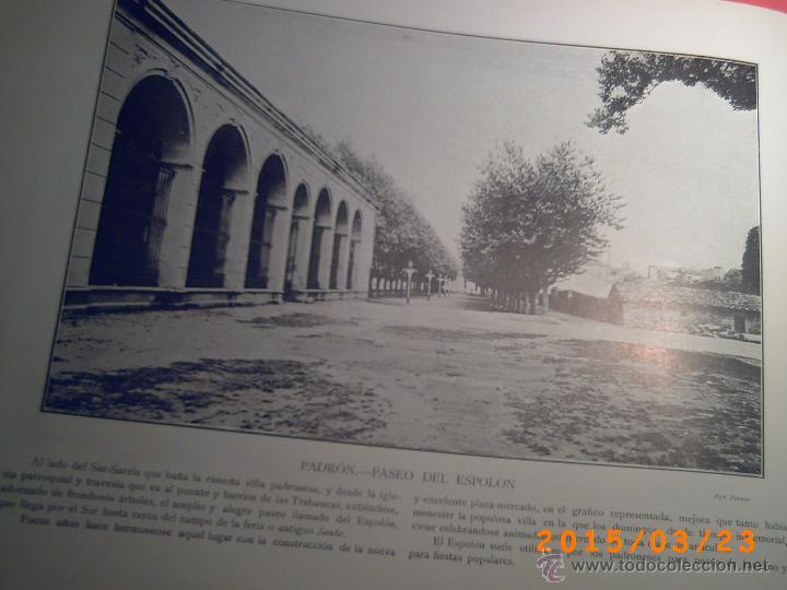 Libros antiguos: PORTFOLIO GALICIA-PEDRO FERRER 1904-FASCICULO SERIE 2ª-CUADERNO Nº 17-20/03/1913- FOTOGRABADADOS - Foto 6 - 48604041