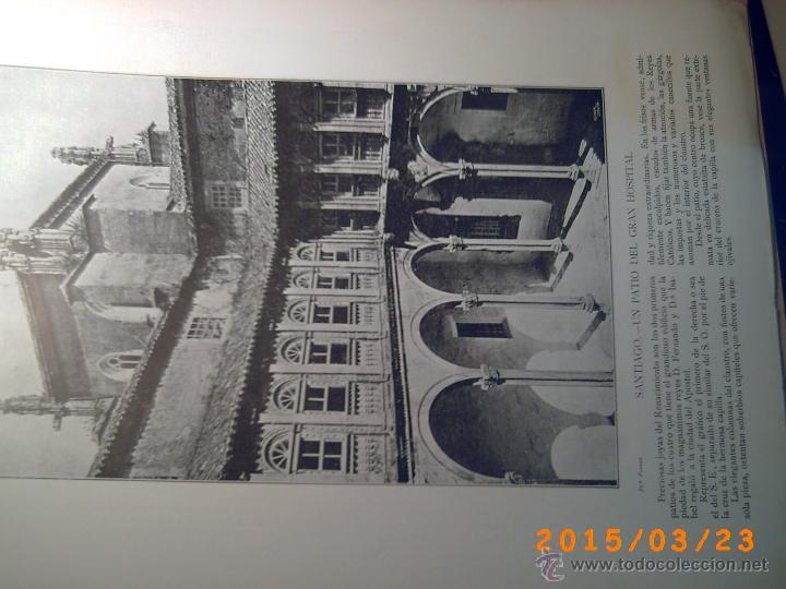 Libros antiguos: PORTFOLIO GALICIA-PEDRO FERRER 1904-FASCICULO SERIE 2ª-CUADERNO Nº 17-20/03/1913- FOTOGRABADADOS - Foto 7 - 48604041